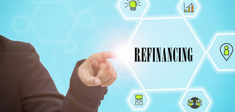 How refinancing works